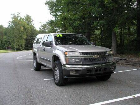 2008 Chevrolet Colorado for sale at RICH AUTOMOTIVE Inc in High Point NC