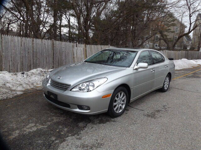 2004 Lexus ES 330 for sale at Wayland Automotive in Wayland MA