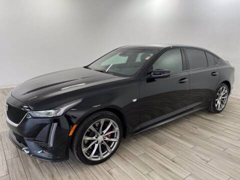 2020 Cadillac CT5 for sale at TRAVERS GMT AUTO SALES - Traver GMT Auto Sales West in O Fallon MO
