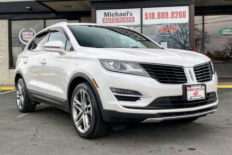 2015 Lincoln MKC for sale at Michaels Auto Plaza in East Greenbush NY