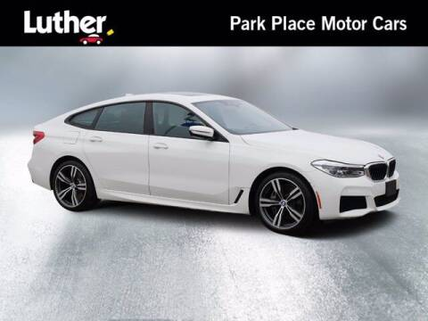 2019 BMW 6 Series for sale at Park Place Motor Cars in Rochester MN
