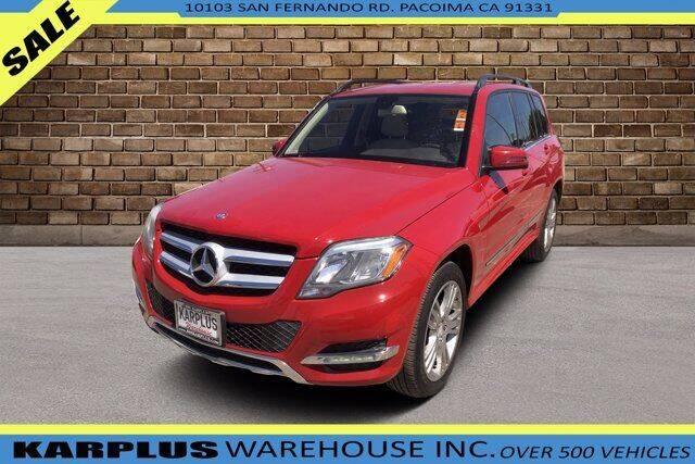 2014 Mercedes-Benz GLK for sale at Karplus Warehouse in Pacoima CA