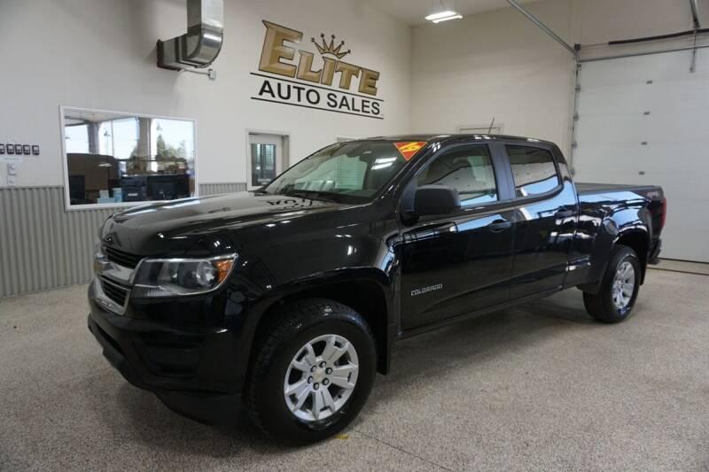 2019 Chevrolet Colorado for sale at Elite Auto Sales in Ammon ID