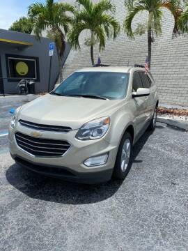 2016 Chevrolet Equinox for sale at YOUR BEST DRIVE in Oakland Park FL