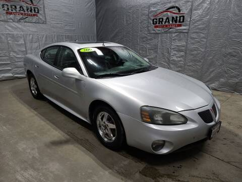 2004 Pontiac Grand Prix for sale at GRAND AUTO SALES in Grand Island NE