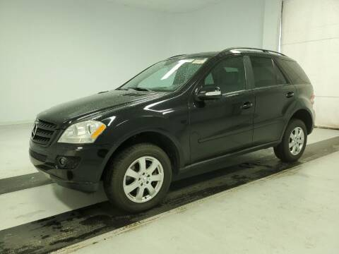 2006 Mercedes-Benz M-Class for sale at A.I. Monroe Auto Sales in Bountiful UT