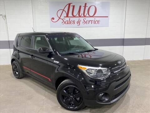 2018 Kia Soul for sale at Auto Sales & Service Wholesale in Indianapolis IN
