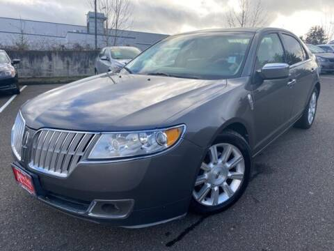 2012 Lincoln MKZ for sale at Autos Only Burien in Burien WA