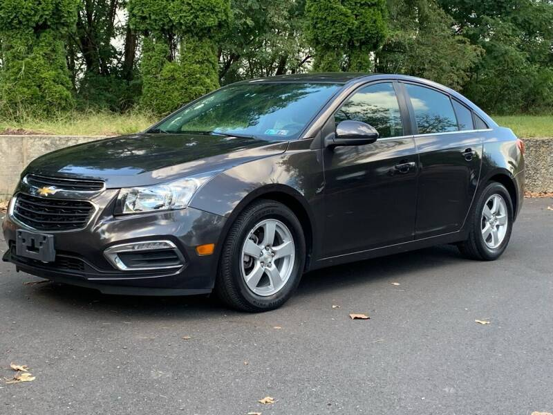 2015 Chevrolet Cruze for sale at PA Direct Auto Sales in Levittown PA