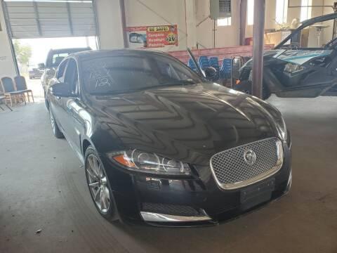2012 Jaguar XF for sale at PYRAMID MOTORS - Pueblo Lot in Pueblo CO