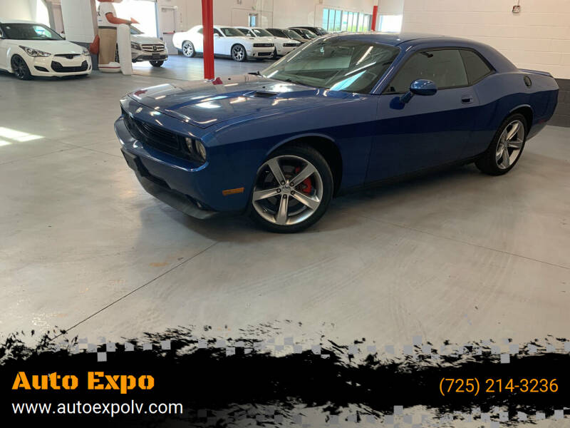2010 Dodge Challenger for sale at Auto Expo in Las Vegas NV
