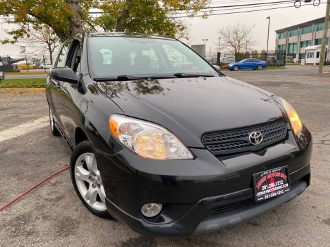 2007 Toyota Matrix for sale at JerseyMotorsInc.com in Teterboro NJ
