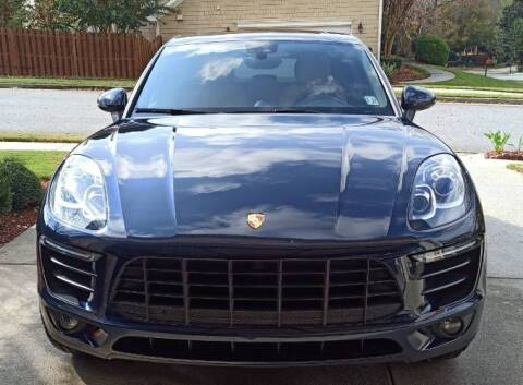 2018 Porsche Macan for sale at Classic Car Deals in Cadillac MI