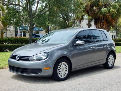 2013 Volkswagen Golf for sale at VE Auto Gallery LLC in Lake Park FL