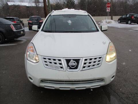 2009 Nissan Rogue for sale at ROUTE 119 AUTO SALES & SVC in Homer City PA