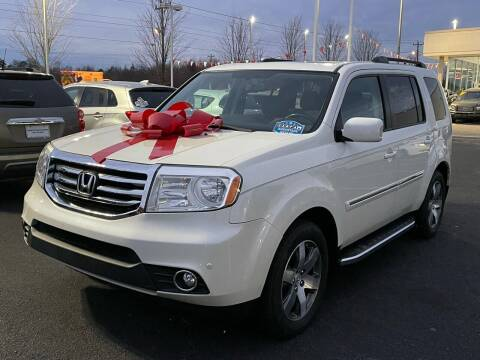 2014 Honda Pilot for sale at Charlotte Auto Group, Inc in Monroe NC
