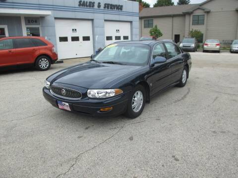 2005 Buick LeSabre for sale at Cars R Us Sales & Service llc in Fond Du Lac WI