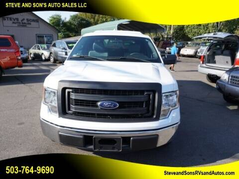 2014 Ford F-150 for sale at Steve & Sons Auto Sales in Happy Valley OR