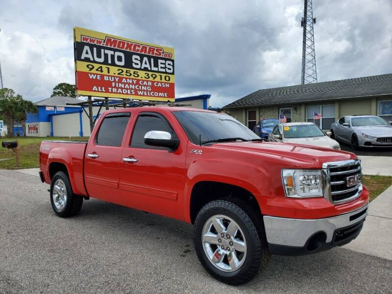 2013 GMC Sierra 1500 for sale at Mox Motors in Port Charlotte FL