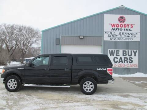 2013 Ford F-150 for sale at Woody's Auto Sales Inc in Randolph MN