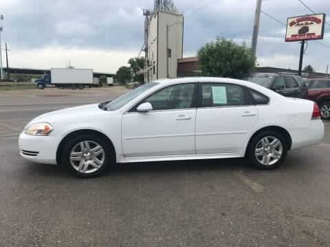 2014 Chevrolet Impala Limited for sale at El Rancho Auto Sales in Des Moines IA