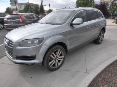 2009 Audi Q7 for sale at Ideal Cars and Trucks in Reno NV