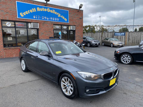 2014 BMW 3 Series for sale at Everett Auto Gallery in Everett MA