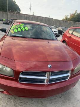 2006 Dodge Charger for sale at J D USED AUTO SALES INC in Doraville GA