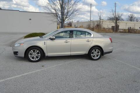 2009 Lincoln MKS for sale at TKP Auto Sales in Eastlake OH