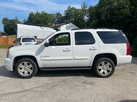 2007 GMC Yukon for sale at Top Line Motorsports in Derry NH