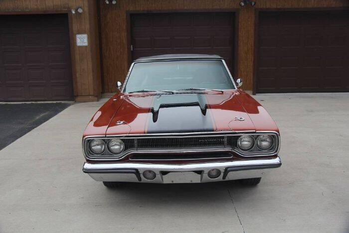 1970 Plymouth Roadrunner for sale in Cadillac, MI