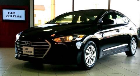 2018 Hyundai Elantra for sale at Car Culture in Warren OH