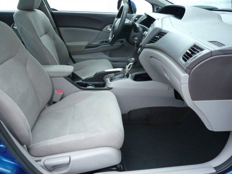 2012 Honda Civic EX 4dr Sedan - East Windsor CT