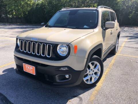 2015 Jeep Renegade for sale at TKP Auto Sales in Eastlake OH