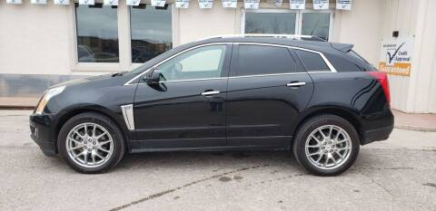 2013 Cadillac SRX for sale at HomeTown Motors in Gillette WY