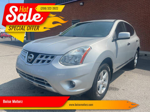 2013 Nissan Rogue for sale at Boise Motorz in Boise ID