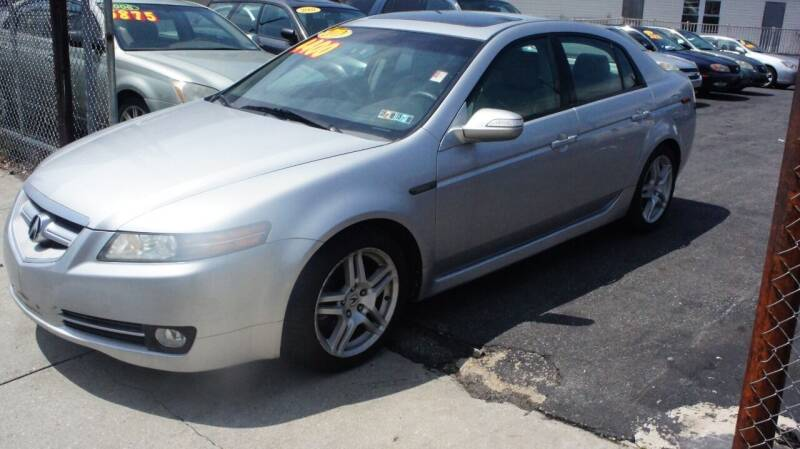 2007 Acura TL for sale at GM Automotive Group in Philadelphia PA