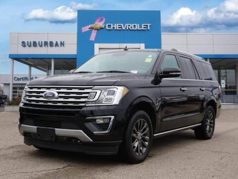 2019 Ford Expedition MAX for sale at Suburban Chevrolet of Ann Arbor in Ann Arbor MI
