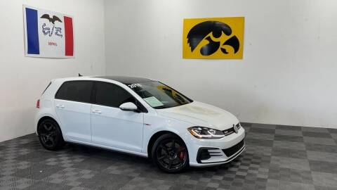 2018 Volkswagen Golf GTI for sale at Carousel Auto Group in Iowa City IA