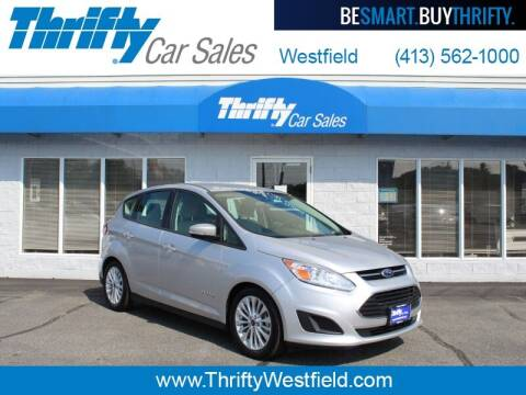 2018 Ford C-MAX Hybrid for sale at Thrifty Car Sales Westfield in Westfield MA