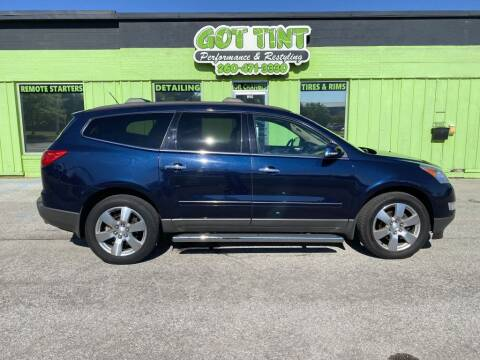 2011 Chevrolet Traverse for sale at GOT TINT AUTOMOTIVE SUPERSTORE in Fort Wayne IN