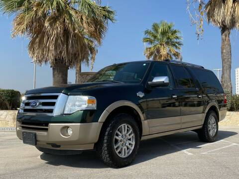 2013 Ford Expedition EL for sale at Motorcars Group Management - Bud Johnson Motor Co in San Antonio TX