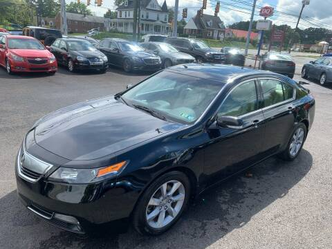2012 Acura TL for sale at Masic Motors, Inc. in Harrisburg PA