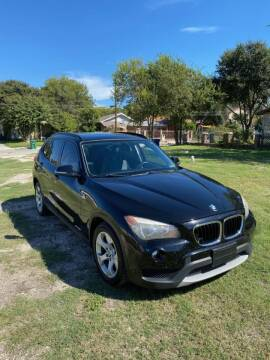 2014 BMW X1 for sale at Carzready in San Antonio TX