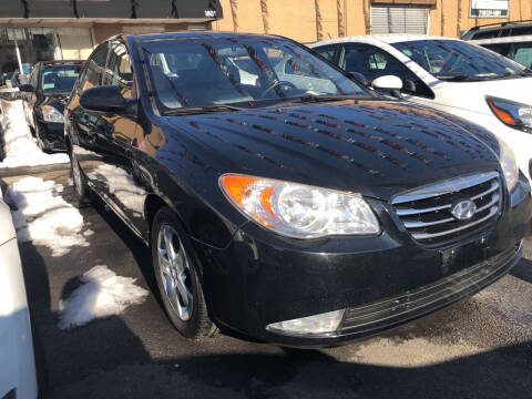 2010 Hyundai Elantra for sale at Ultra Auto Enterprise in Brooklyn NY