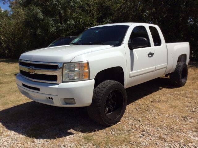 2008 Chevrolet Silverado 1500 for sale at Allen Motor Co in Dallas TX
