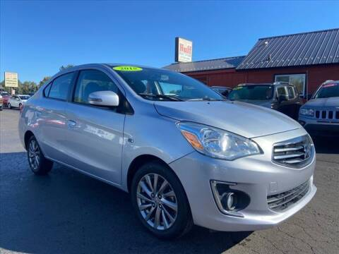 2018 Mitsubishi Mirage G4 for sale at HUFF AUTO GROUP in Jackson MI