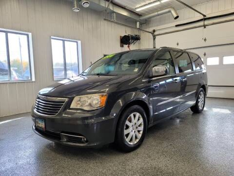 2012 Chrysler Town and Country for sale at Sand's Auto Sales in Cambridge MN