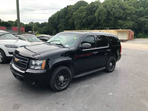 2012 Chevrolet Tahoe for sale at Luxury Auto Innovations in Flowery Branch GA