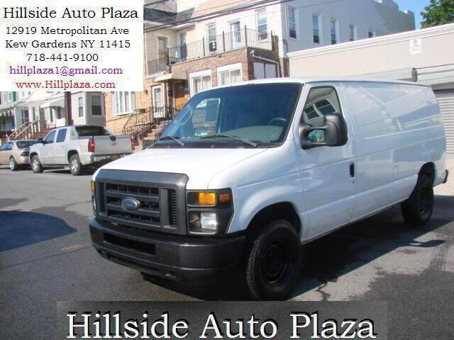 2008 Ford E-Series Cargo for sale at Hillside Auto Plaza in Kew Gardens NY